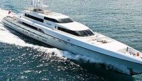 Megayacht SILVER ZWEI World s Fastest Conventionally Powered Motor Yacht
