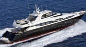 Luxury yacht  MELINA C