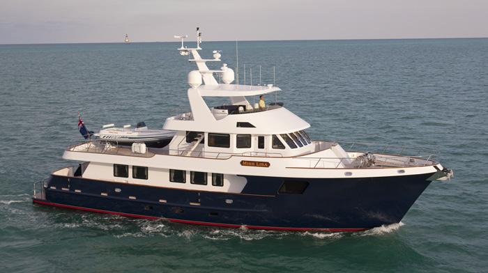 Yacht Expedition Miss Lisa Citadel Yachts Charterworld