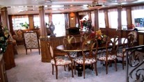 Monaliza -  Salon Looking Aft