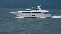 Monte Fino 100 RPH Yacht launched