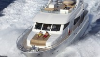 Moonen 82 Alu luxury yacht My Way by Moonen Shipyards