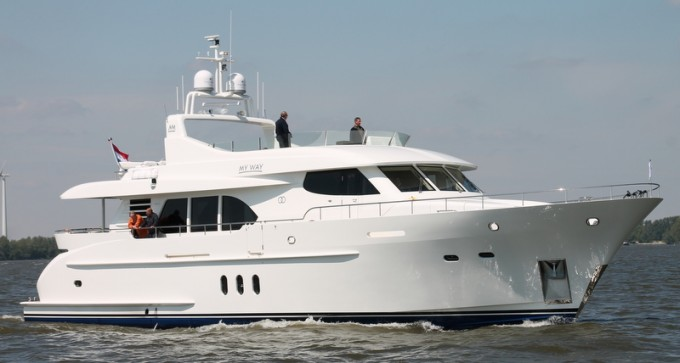 Motor Yacht My Way (hull YN 196)