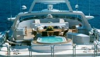 More -  Top deck and Spa Pool