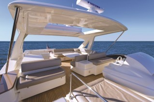 Motor Yacht ALTER EGO -  Flybridge