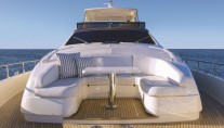 Motor Yacht ALTER EGO -  Foredeck