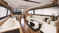 Motor Yacht ALTER EGO -  Salon
