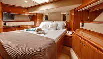 Motor Yacht AMOR - VIP suite