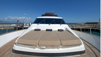 Motor Yacht AQVA - Foredeck