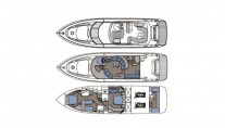 Motor Yacht AS MARINE - Layout