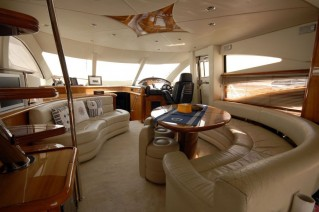 Motor Yacht AS MARINE - Salon
