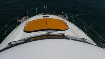 Motor Yacht AS MARINE - View from flybridge