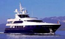 Motor Yacht Alibi - Cruising