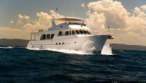 Motor Yacht Aroona - by Outer Reef Yachts