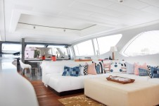 Motor Yacht BEACHOUSE - Salon