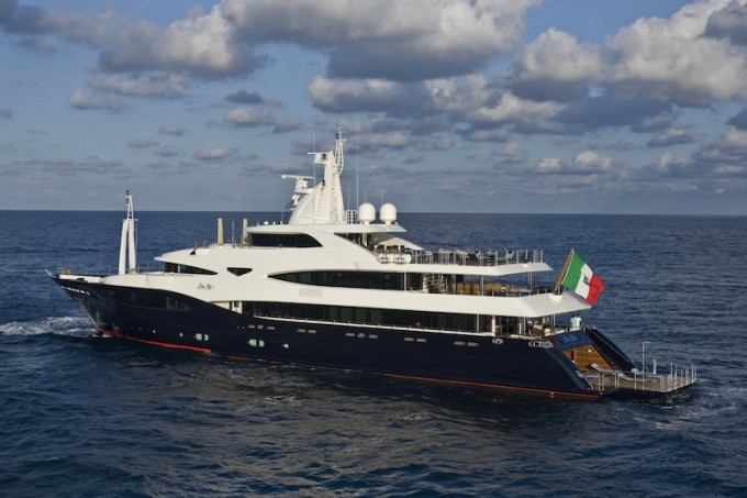 Motor Yacht BLUE EYES LONDON (ex Blue Eyes)