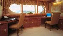 Motor Yacht CAPRI - Private Office
