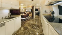 Motor Yacht CHARISMA -  Galley