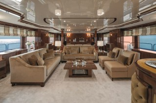 Motor Yacht CHECKMATE. -  Main Salon