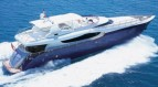 Luxury motor yacht 'Clarity'
