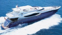 Motor Yacht CLARITY - Main shot