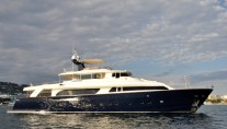 Motor Yacht CONQUISTADOR - Anchored