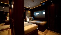 Motor Yacht Clarity - lower deck