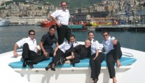 Motor Yacht Colors Crew