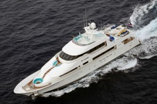 Luxury Motor Yacht COLORS