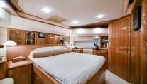 Motor Yacht DAY OFF - Guest cabin
