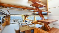 Motor Yacht DAY OFF - Salon view