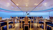 Motor Yacht DUKE OF YORK - Dining