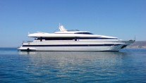 Greece yacht ERATO