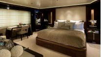 Motor Yacht Eminence -Guest Suite - Interior by Reymond Langton Design