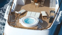 Motor Yacht HAMPSHIRE - Spa Pool
