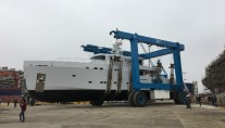 Motor Yacht HIGHLIGHT launched by Tansu Yachts - Photo credit Tansu Yachts