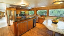 Motor Yacht IL CAPO - Country galley