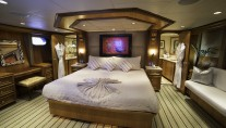 Motor Yacht IL CAPO - Master stateroom