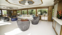 Motor Yacht IL CAPO - Salon view