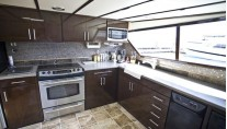 Motor Yacht JUSTINE -  Galley