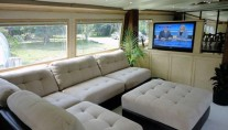Motor Yacht JUSTINE -  Main Salon Seating