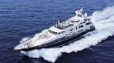 Luxury motor yacht 'JO'