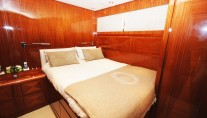 Motor Yacht LADY SPLASH - Double cabin