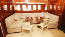 Motor Yacht LADY SPLASH - Lower salon