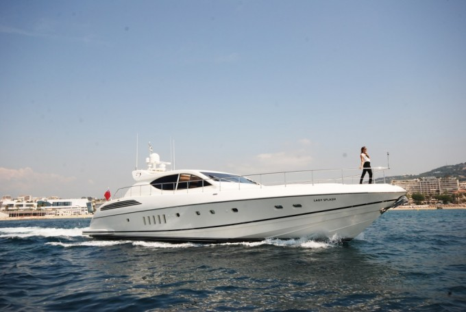 Motor yacht LADY SPLASH