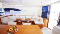 Motor Yacht LADY SPLASH - Upper salon 2