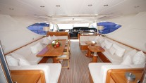 Motor Yacht LADY SPLASH - Upper salon 3