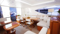 Motor Yacht LADY SPLASH - Upper salon