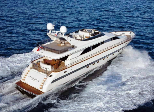 M/Y�LITTLE JEMS