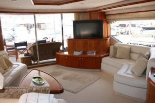 Motor Yacht LUCKY BEAR -  Salon